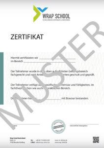 Zertifikat-Car-Wrapping-Schulung