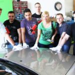 Schulung Car Wrapping